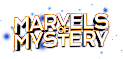 Marvels of Mystery title treatment